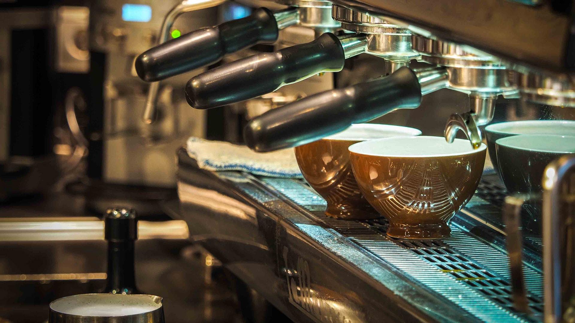 Kaffeespezialitäten - GENUSSWERK München